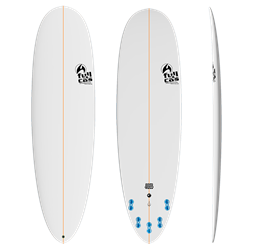 FULL & CAS CYCLONE 6'6X21 1/8X2 3/4