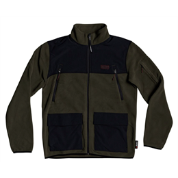 QUIKSILVER LOST LATITUDE ARMY GREEN