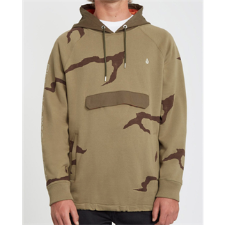 VOLCOM ALARIC HOODIE PULLOVER CAMOUFLAGE